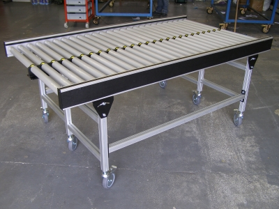 gravity conveyors > gravity roller conveyors > uk supplier of