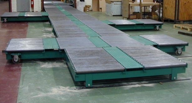 Pallet Conveyors Gt Conveyor Systems Gt Uk Supplier Of