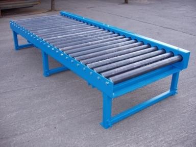 Accumulation Table Conveyor Pallett Conveyor Systems > Roller Conveyor > Chain Driven > UK ...