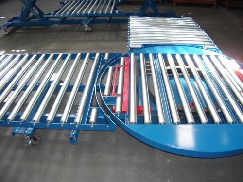 Custom Roller Conveyor