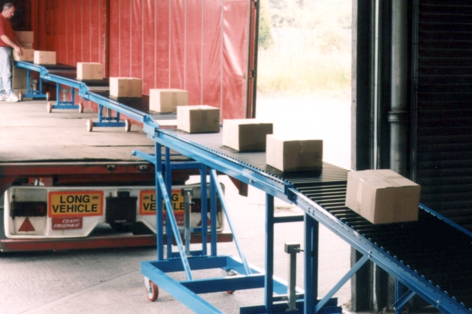 Conveyors For Loading And Unloading Containers Amp Other